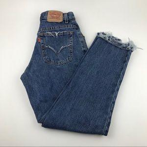 Vintage LEVI'S Orange Tab Custom Jeans REQUESTED!!